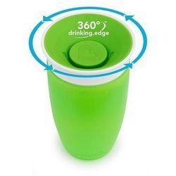 Munchkin Miracle® 360° Kubek Niekapek 296 ml kolor zielony