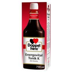 DOPPELHERZ Energovital K tonik 750 ml