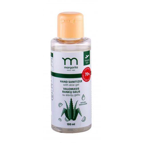 Pozostałe kosmetyki do ciała, Margarita Hand Sanitizer antybakteryjne kosmetyki 100 ml unisex