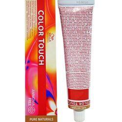 Wella Color Touch 60ml Farba do włosów, Wella Color Touch Farba 60 ml - 4/0 SZYBKA WYSYŁKA infolinia: 690-80-80-88