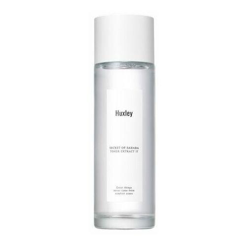 Maseczki do twarzy, HUXLEY – Secret of Sahara Toner; Extract It 120 ml