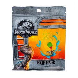 Universal Jurassic World Bath Fizzer pianka do kąpieli 60 g dla dzieci