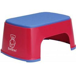 Babybjörn Podnóżek dziecięcy - bardzo stabilny, antypoślizgowy, Bright Red - BEZPŁATNY ODBIÓR: WROCŁAW!