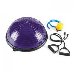 Capital Sports Balanci Pro Balance Trenażer średnica 58 cm PCW/PP ekspander liliowy