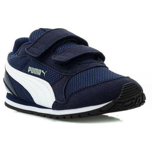 Pozostałe obuwie dziecięce, Puma ST Runner V2 Mesh V (367137-01)