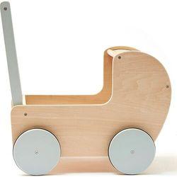 Wózek dla lalek kids concept z pościelą