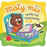 Książki dla dzieci, MAŁY MIŚ CZEKA NA BRACISZKA