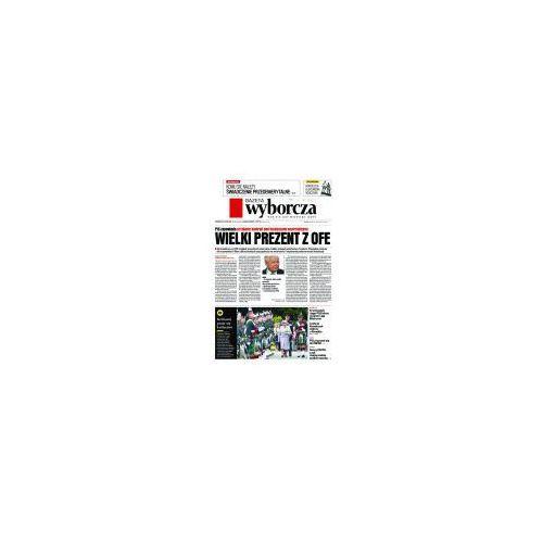 E-booki, Gazeta Wyborcza - Szczecin 154/2016