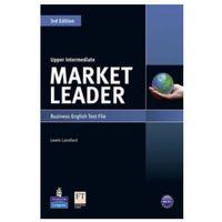 Książki do nauki języka, Market Leader 3rd Edition Upper-Intermediate, Test File (opr. miękka)