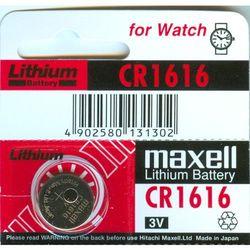 CR1616 Maxell 3.0V