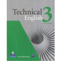 Książki do nauki języka, Technical English 3 Course Book (opr. miękka)