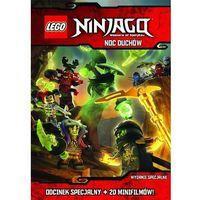 Filmy animowane, Lego Ninjago: Noc duchów (wydanie specjalne) (DVD) - różni DARMOWA DOSTAWA KIOSK RUCHU