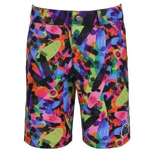 Kąpielówki, strój kąpielowy BENCH - Arcade Cmy Skate Black (BK014) rozmiar: 34