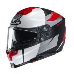 HJC KASK INTEGRALNY R-PHA-70 TERIKA BLACK/WHITE/RE
