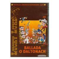 Filmy animowane, Film CASS FILM Lucky Luke - Ballada o Daltonach La ballade des Dalton
