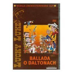 Film CASS FILM Lucky Luke - Ballada o Daltonach La ballade des Dalton