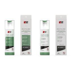 Szampon i Odżywka Revita CBD z kannabidiolem przeciw wypadająym włosom 205ml + 205ml