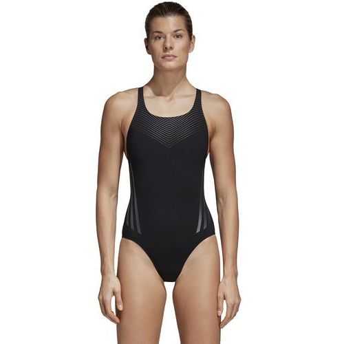Stroje kąpielowe, Strój do pływania adidas 3-Stripes CV3626