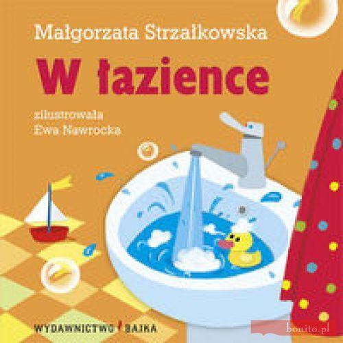 Literatura młodzieżowa, W łazience (opr. kartonowa)