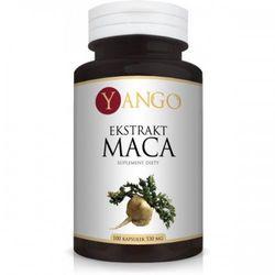 Korzeń Maca - ekstrakt 10:1 (100 kaps.) Yango