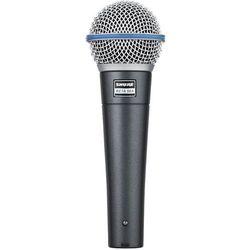 Shure Beta 58 A mikrofon dynamiczny Płacąc przelewem przesyłka gratis!