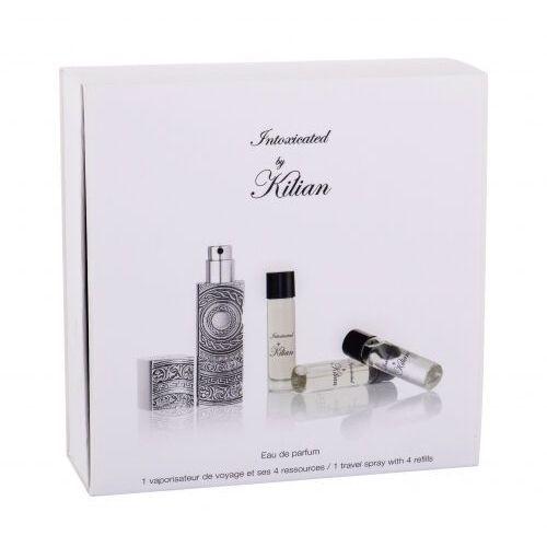Zestawy zapachowe unisex, By Kilian The Cellars Intoxicated zestaw Do napełnienia EDP 4 x 7,5 ml + flakon do napełniania unisex