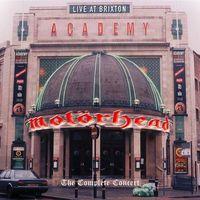 Pozostała muzyka rozrywkowa, LIVE AT BRIXTON ACADEMY - Motörhead (Płyta CD)