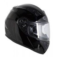 Kaski motocyklowe, KASK OZONE INTEGRALNY RD-01 PINLOCK READY BLACK