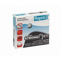 Zszywki Rapid Super Strong 9/17, 1M - 24871600
