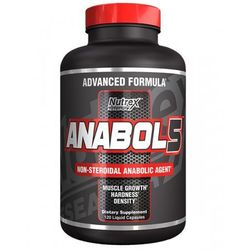 NUTREX Anabol 5 Black 120 kaps