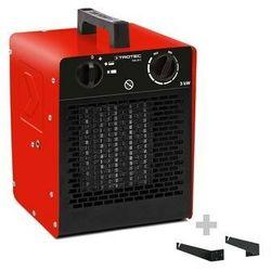 Termowentylator ceramiczny TDS 20 C + Mocowanie na ścianę i sufit