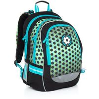Tornistry i plecaki szkolne, Plecak szkolny Topgal CHI 800 E - Green