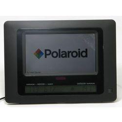 """Ramka do zdjęć 7 cali LCD Polaroid XSU-00770B Stacja Pogody"""""""