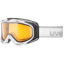 UVEX gogle G. gl 300 LGL white mat lasergold lite clear (S1)
