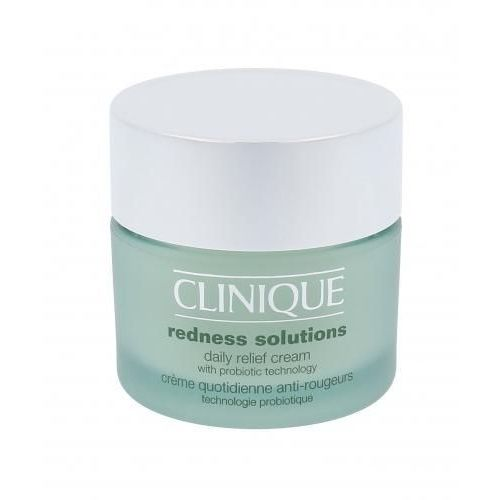 Kremy na dzień, Clinique Redness Solutions Daily Relief Cream krem do twarzy na dzień 50 ml dla kobiet