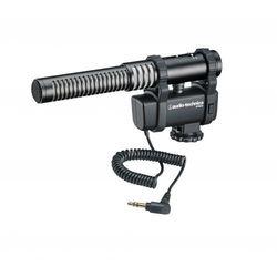 Audio Technica AT-8024 mikrofon nakamerowy mono/stereo Płacąc przelewem przesyłka gratis!
