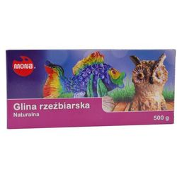 Glina naturalna 500 gram - Mona