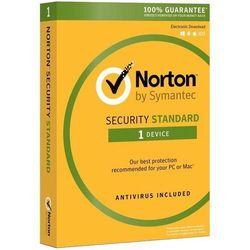 Oprogramowanie NORTON SECURITY STANDARD 3.0 PL 1 USER 1 DEVICE 12MO CARD MM