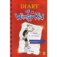 Książki do nauki języka, Diary of a Wimpy Kid (opr. miękka)
