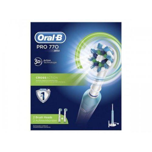 Szczoteczki elektryczne, Braun Professional 770