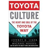 Biblioteka biznesu, Toyota Culture (opr. twarda)