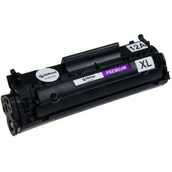 Zgodny z HP 12A (Q2612A) toner do HP LaserJet 1010 1012 1015 1018 1020 1022 1022n / 3000 stron Premium reg. DD-Print - Premium ( Refabrykowany / Regenerowany )
