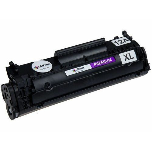 Tonery i bębny, Zgodny z HP 12A (Q2612A) toner do HP LaserJet 1010 1018 1020 1022 1022n / 3000 stron Premium DD-Print 12A3DP - Premium ( Refabrykowany / Regenerowany )