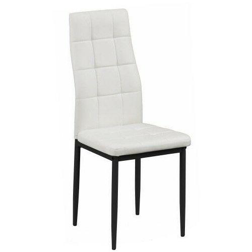 Krzesła, KRZESŁO TAPICEROWANE - K1 - WZÓR PASY, WELUR ZIELONY, NOGI CZARNE - 1 SZT
