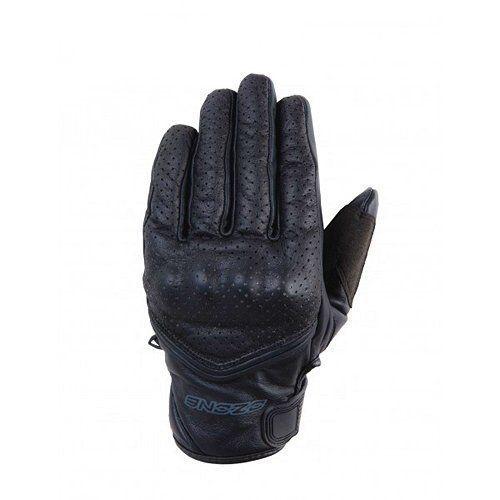 Rękawice motocyklowe, RĘKAWICE OZONE STICK BLACK