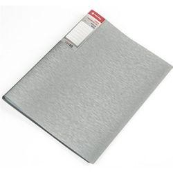 Album prezentacyjny simple srebrny 40 koszulek - Panta-Plast