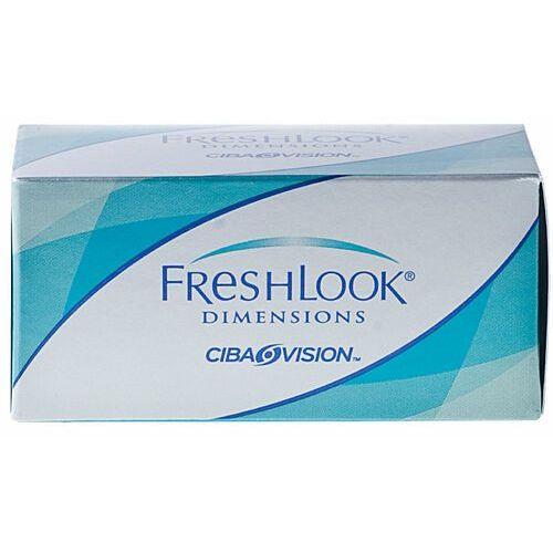 Soczewki kontaktowe, FreshLook Dimensions 2 szt.