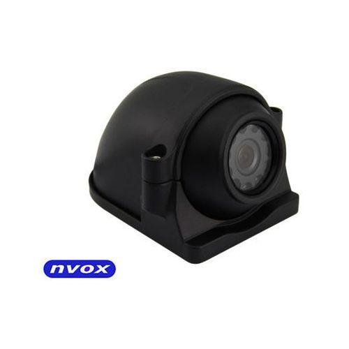 Kamery cofania, NVOX GDB07R Kamera samochodowa 4PIN CCD SHARP w metalowej obudowie