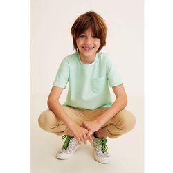 Mango Kids - T-shirt dziecięcy Benjamin 104-164 cm