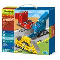 Kreatywne dla dzieci, Zestaw kreatywny Ciężarówki